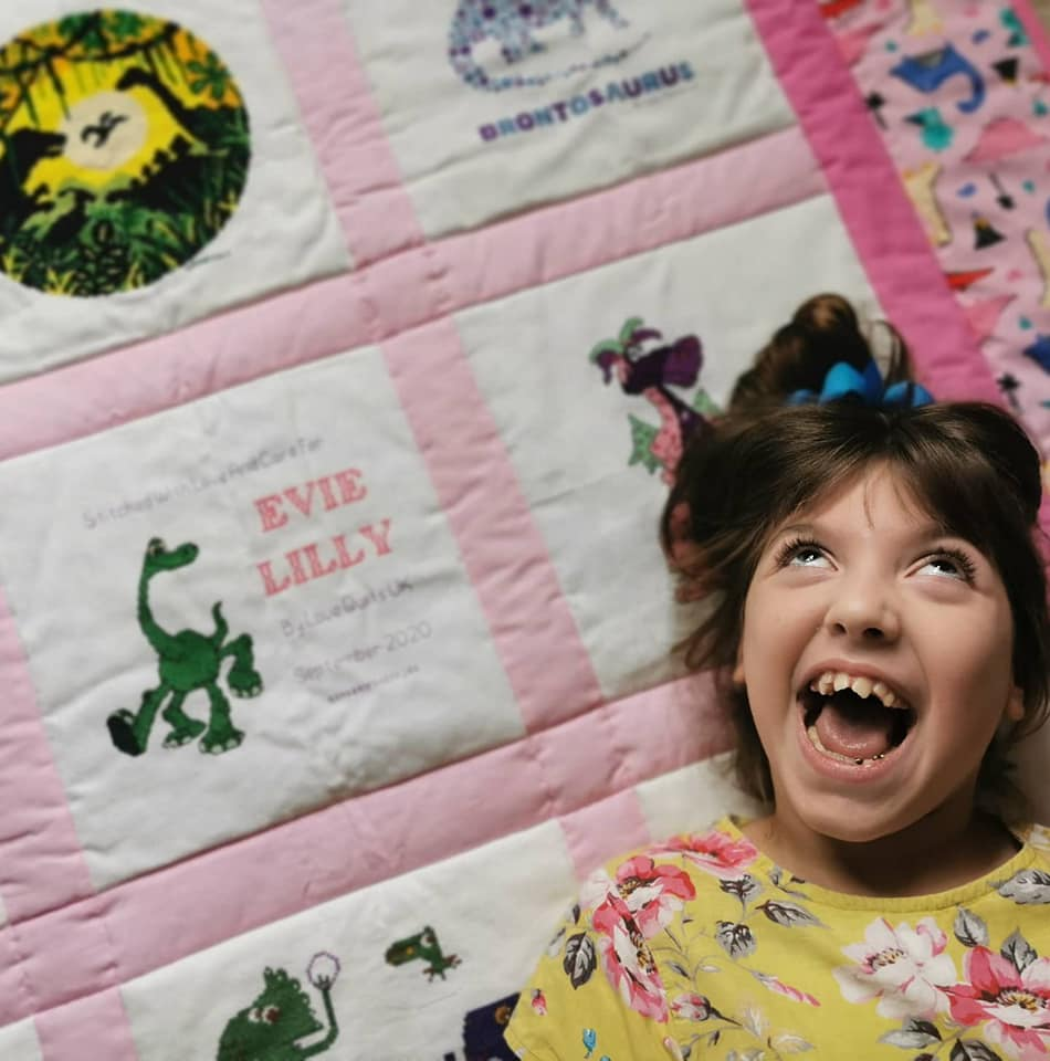 Photo of Evie-Lilly G's quilt