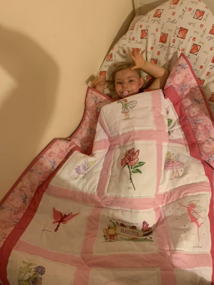 Photo of Madison P's quilt