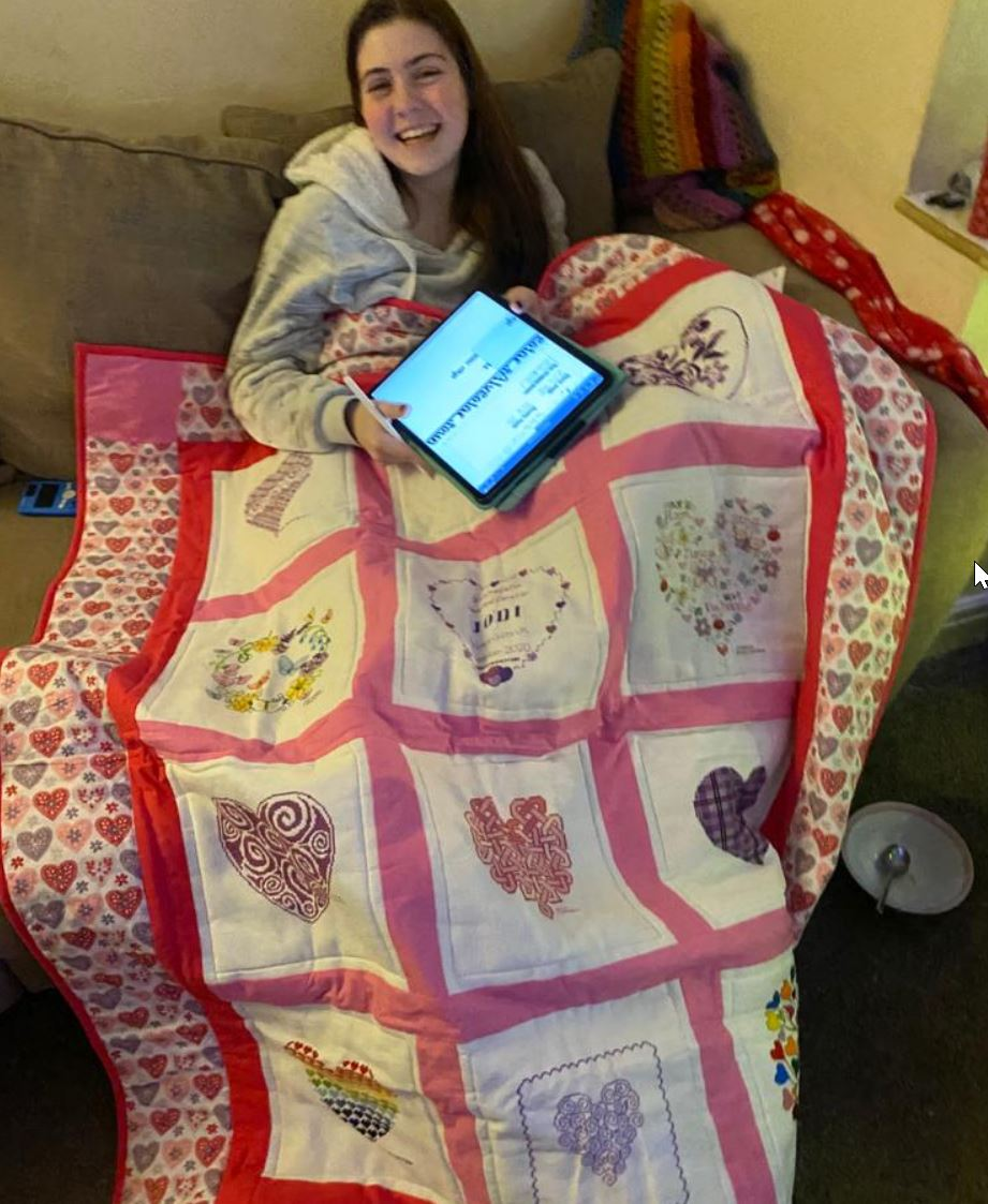 Photo of Jodi C's quilt