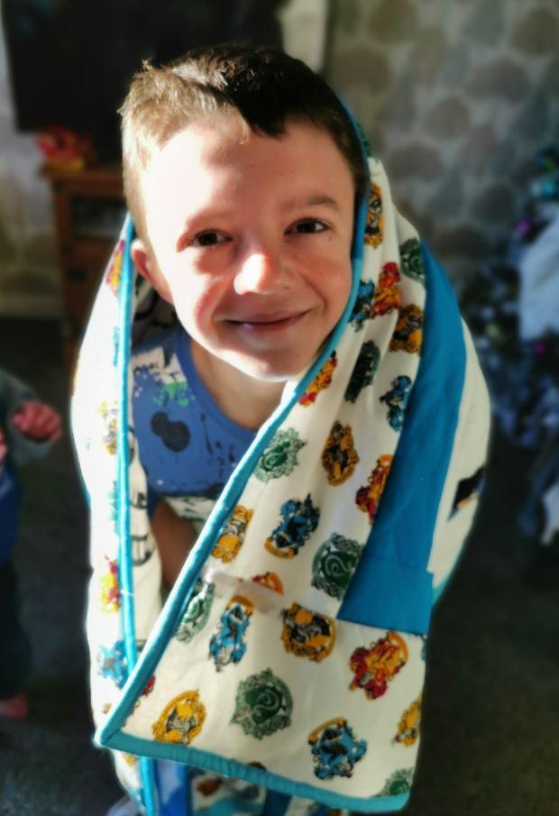 Photo of Ben M's quilt