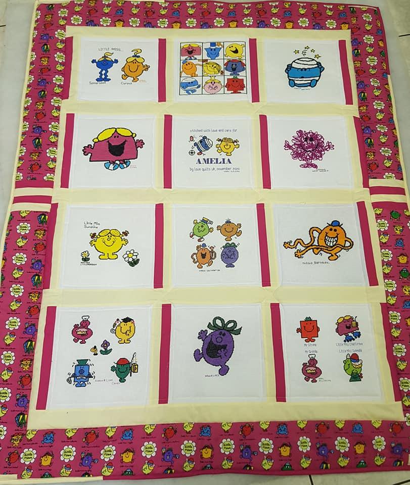 Photo of Amelia R's quilt