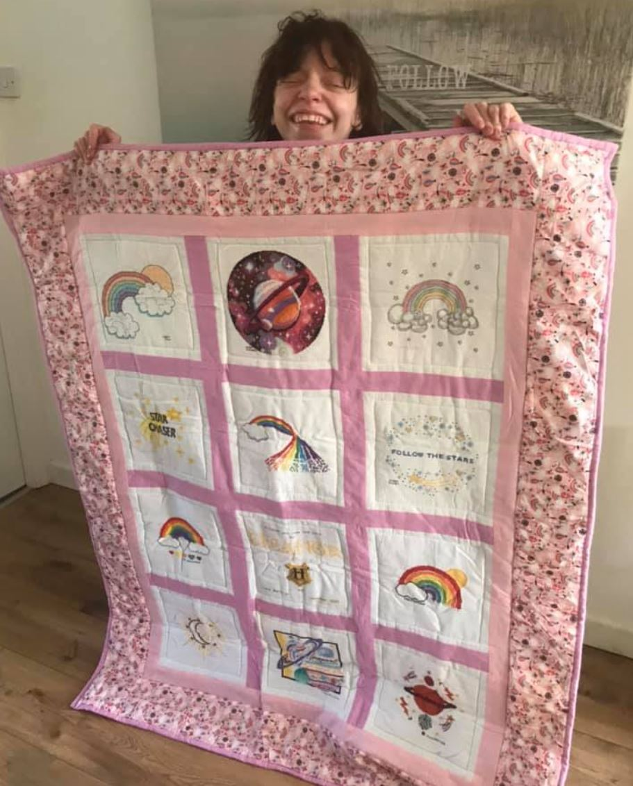 Photo of Eleanor N's quilt
