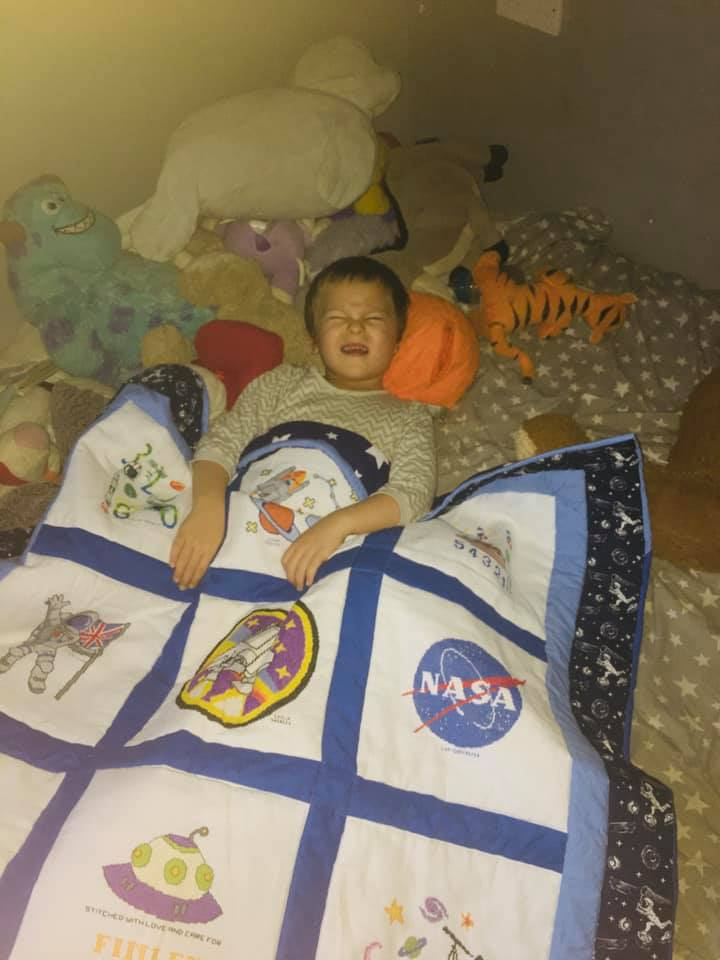 Photo of Finley M's quilt