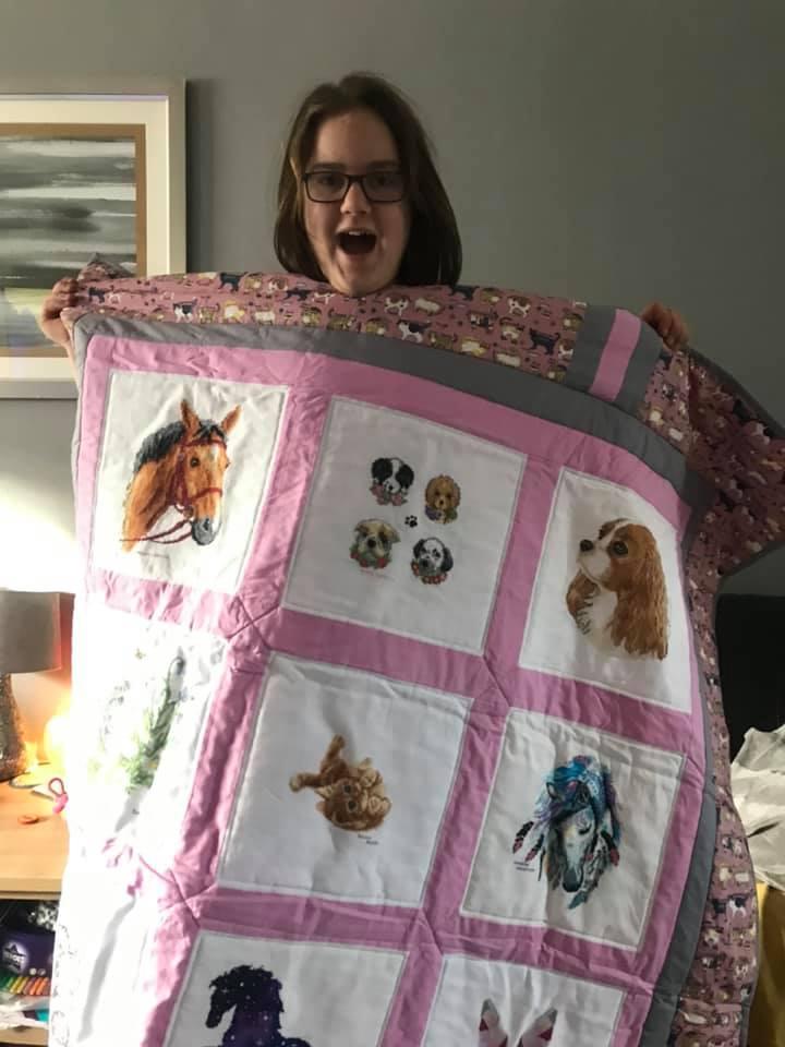 Photo of Leoni D's quilt