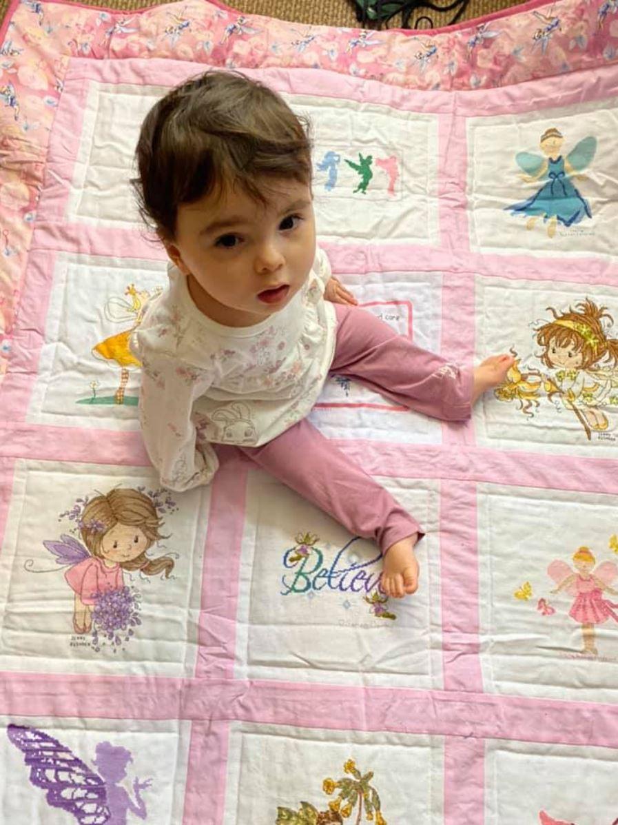 Photo of MyaH's quilt