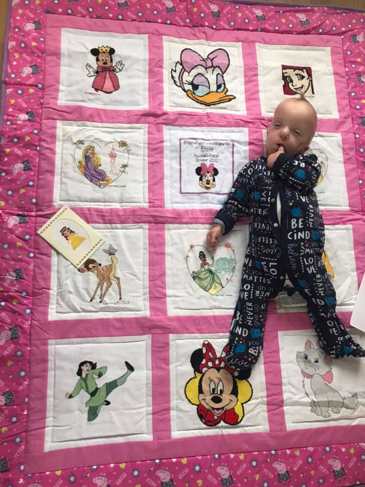 Photo of Elsie C's quilt