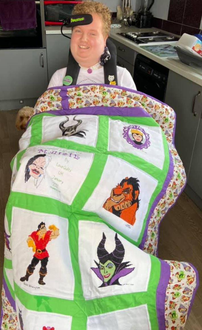 Photo of Maisie L's quilt