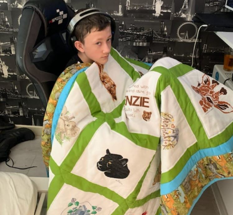 Photo of Kenzie M's quilt
