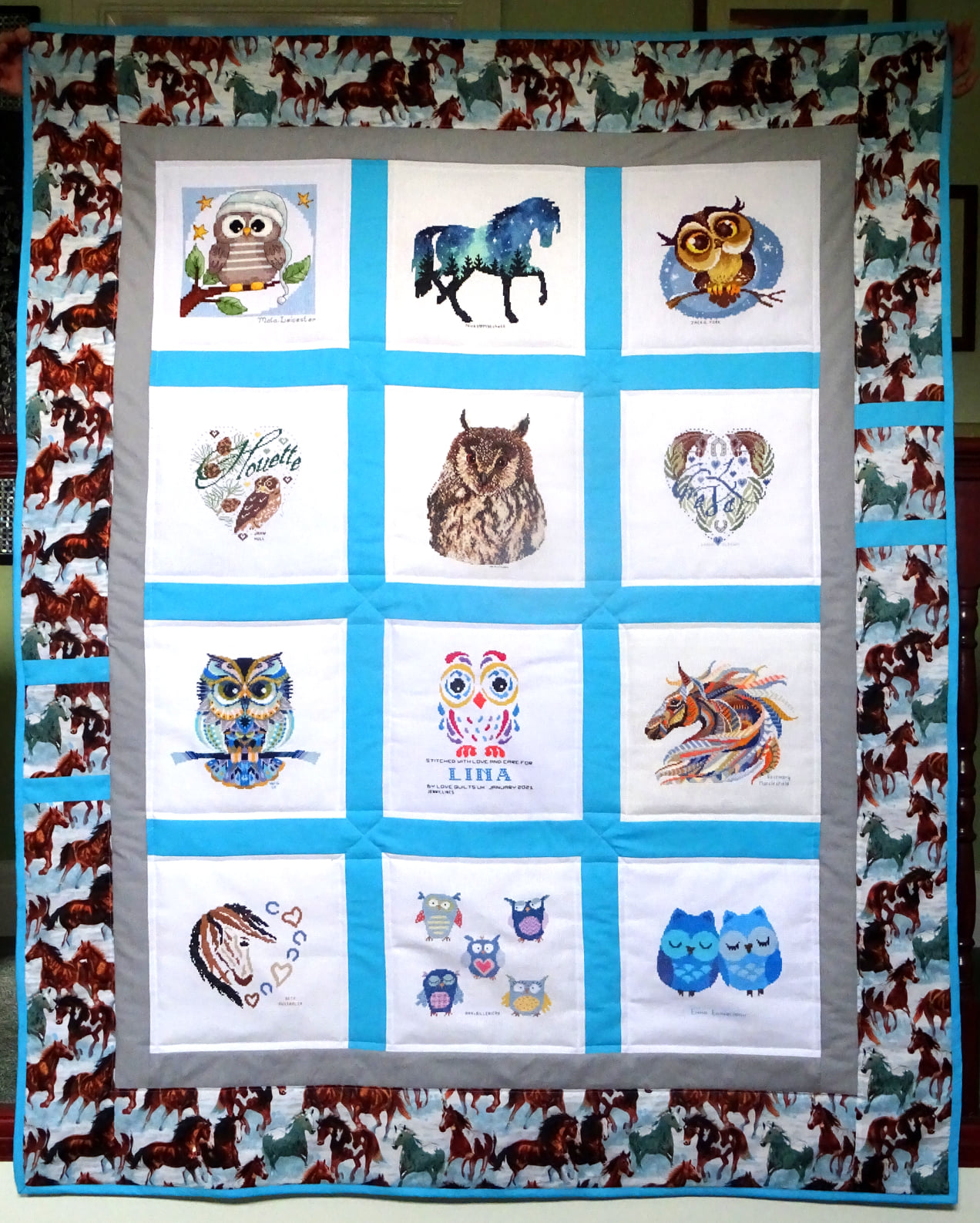 Photo of Lina S's quilt