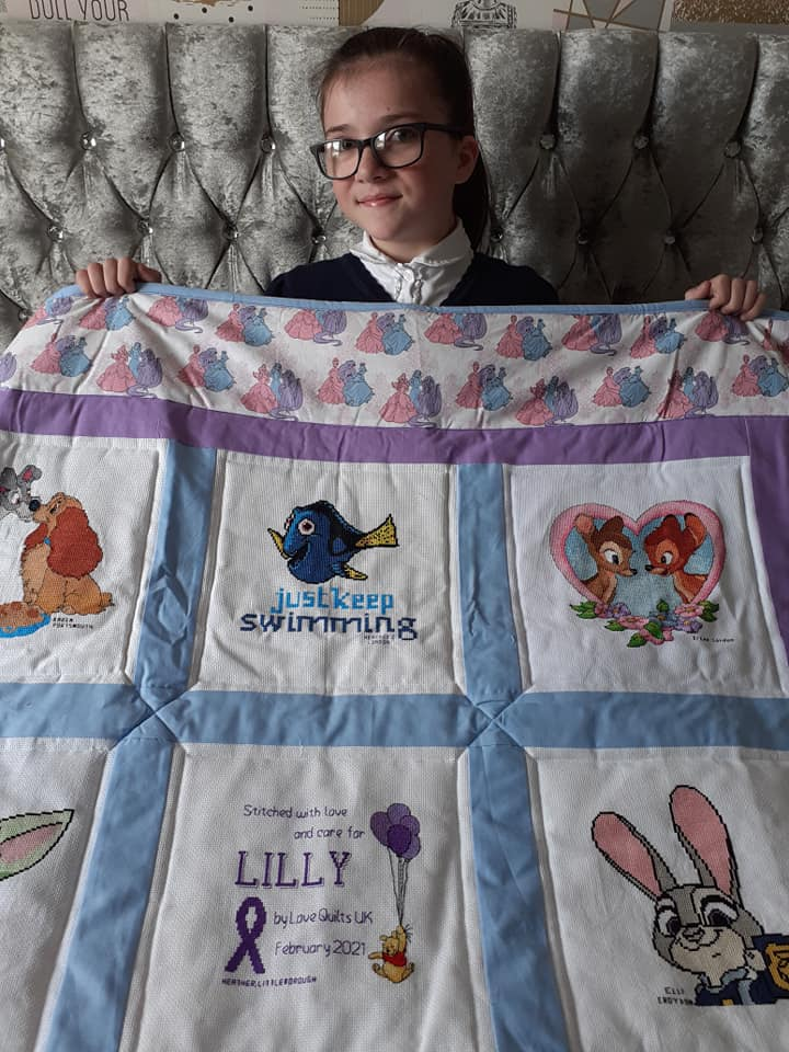 Photo of Lilly G's quilt