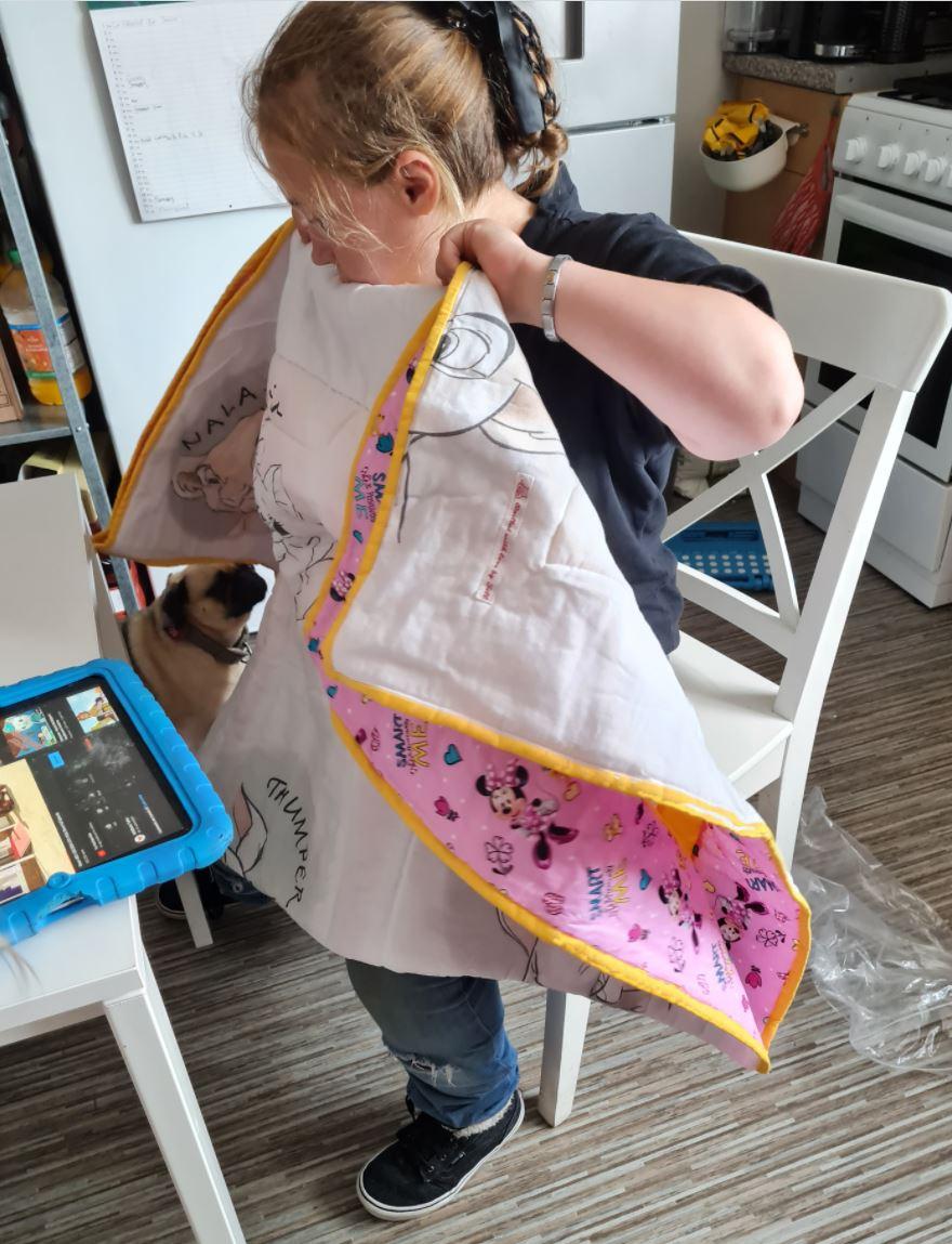 Photo of Mollyann D's quilt
