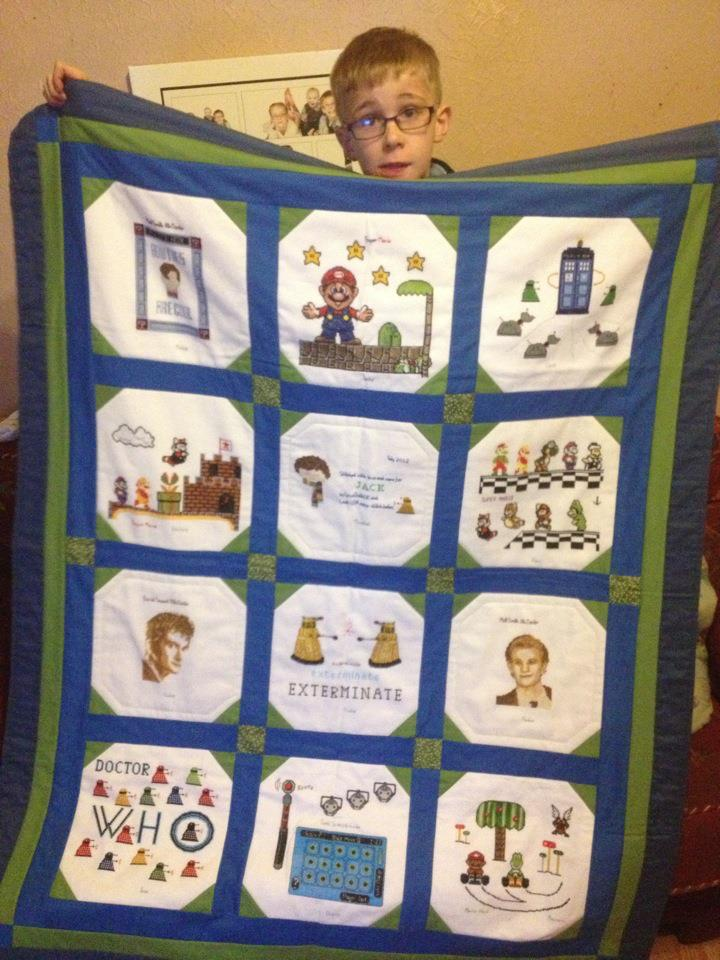 Photo of Jack G's quilt