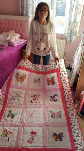 Photo of Tiffany D's quilt