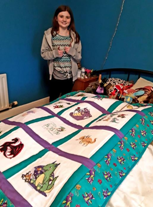 Photo of Robyn M's quilt