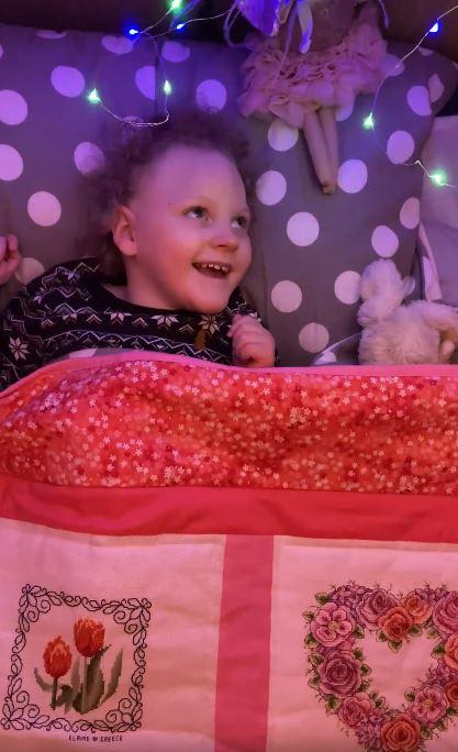 Photo of Grace B's quilt