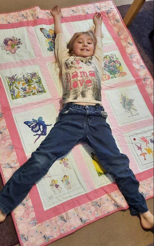 Photo of Rosie R's quilt