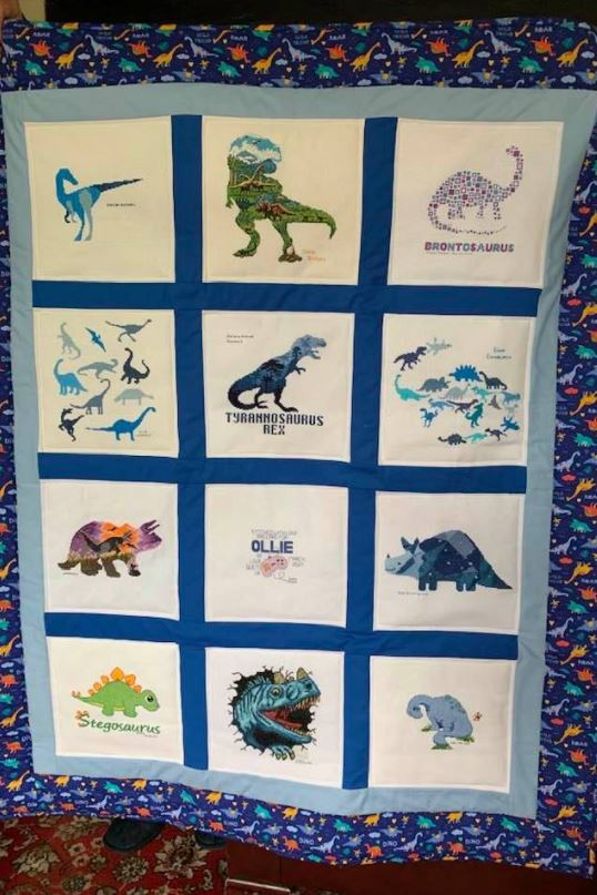Photo of Ollie F's quilt