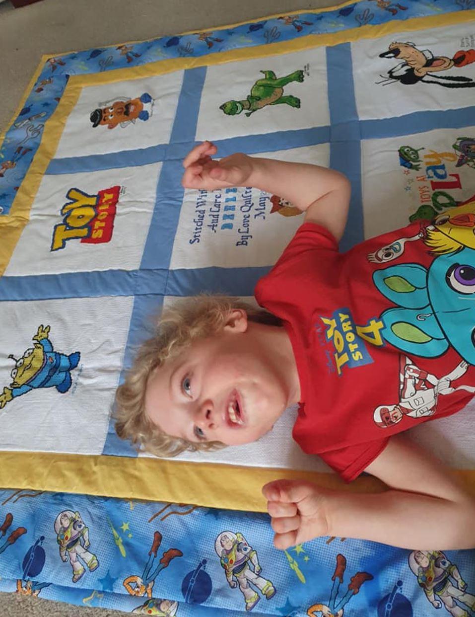 Photo of Daniel B's quilt