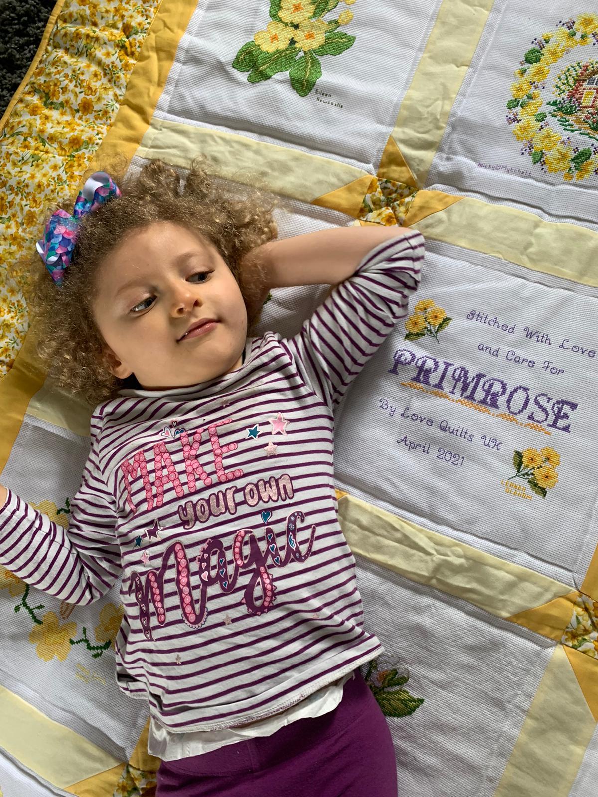 Photo of Primrose M's quilt
