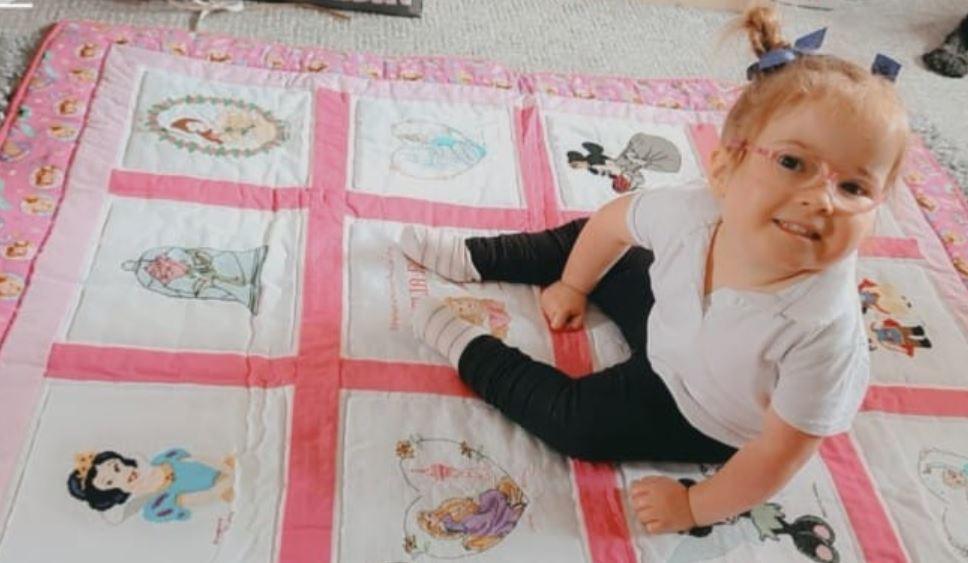 Photo of Amelia-Rose's quilt