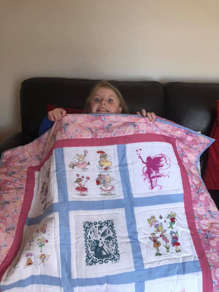 Photo of Amy H's quilt