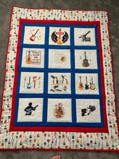 Photo of Ethan H's quilt