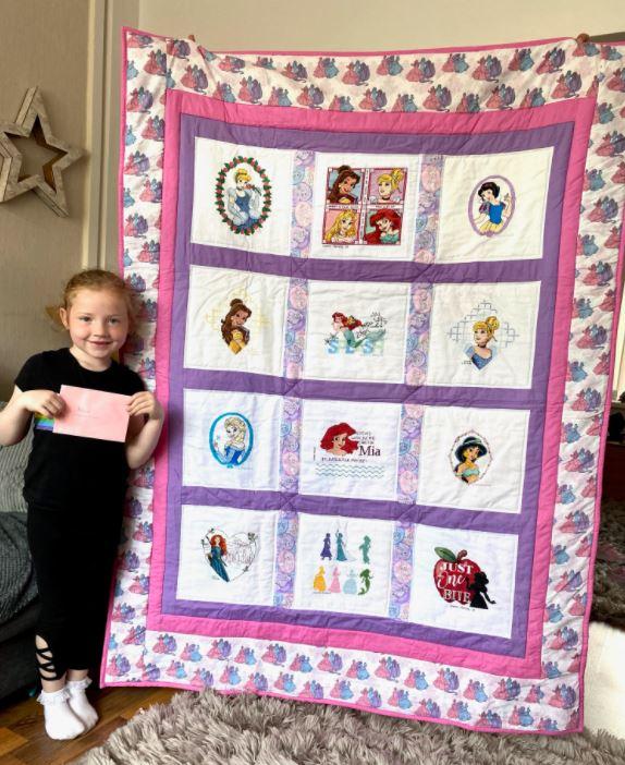 Photo of Mia Y's quilt