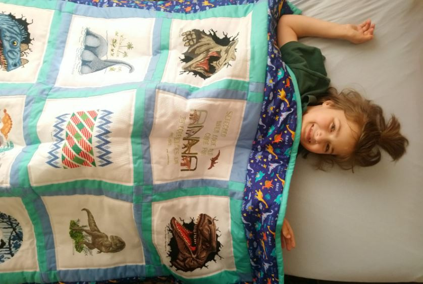Photo of Anna L's quilt
