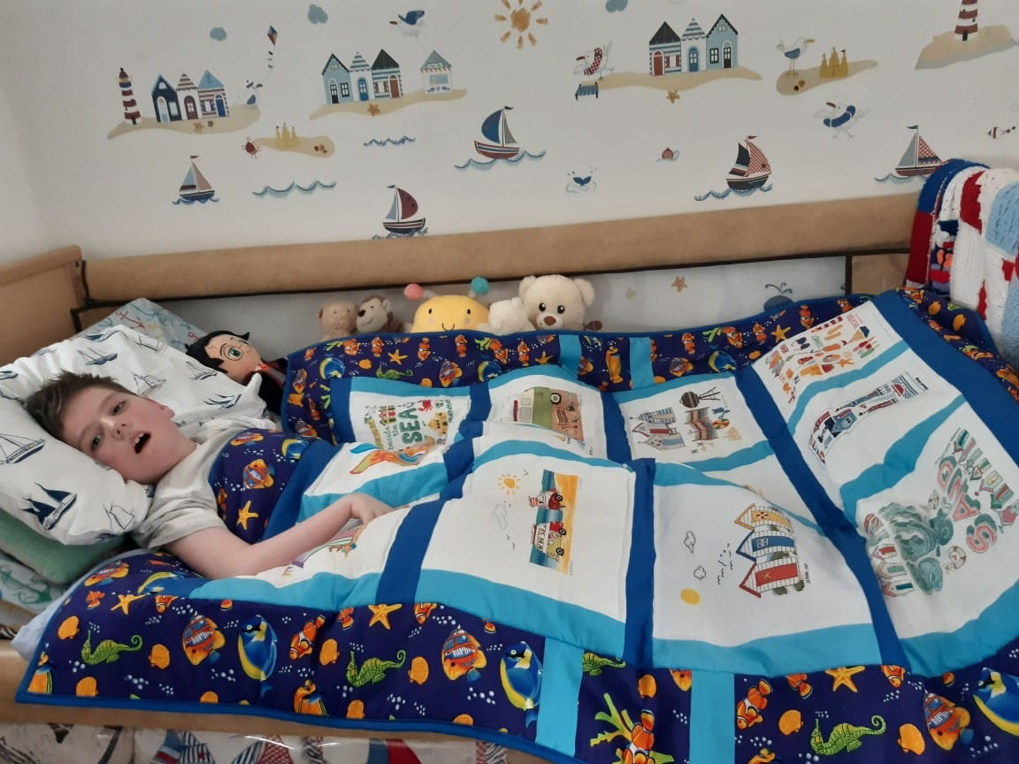 Photo of Jack D's quilt