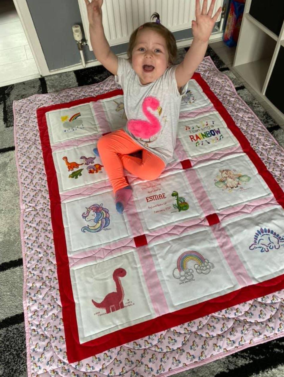 Photo of Esmae M's quilt