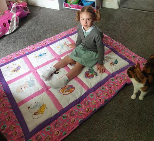 Photo of Maisie P's quilt