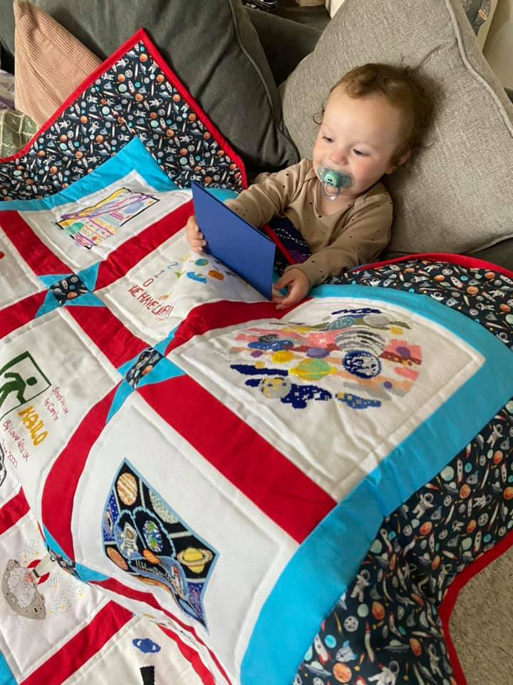 Photo of Kailo W's quilt
