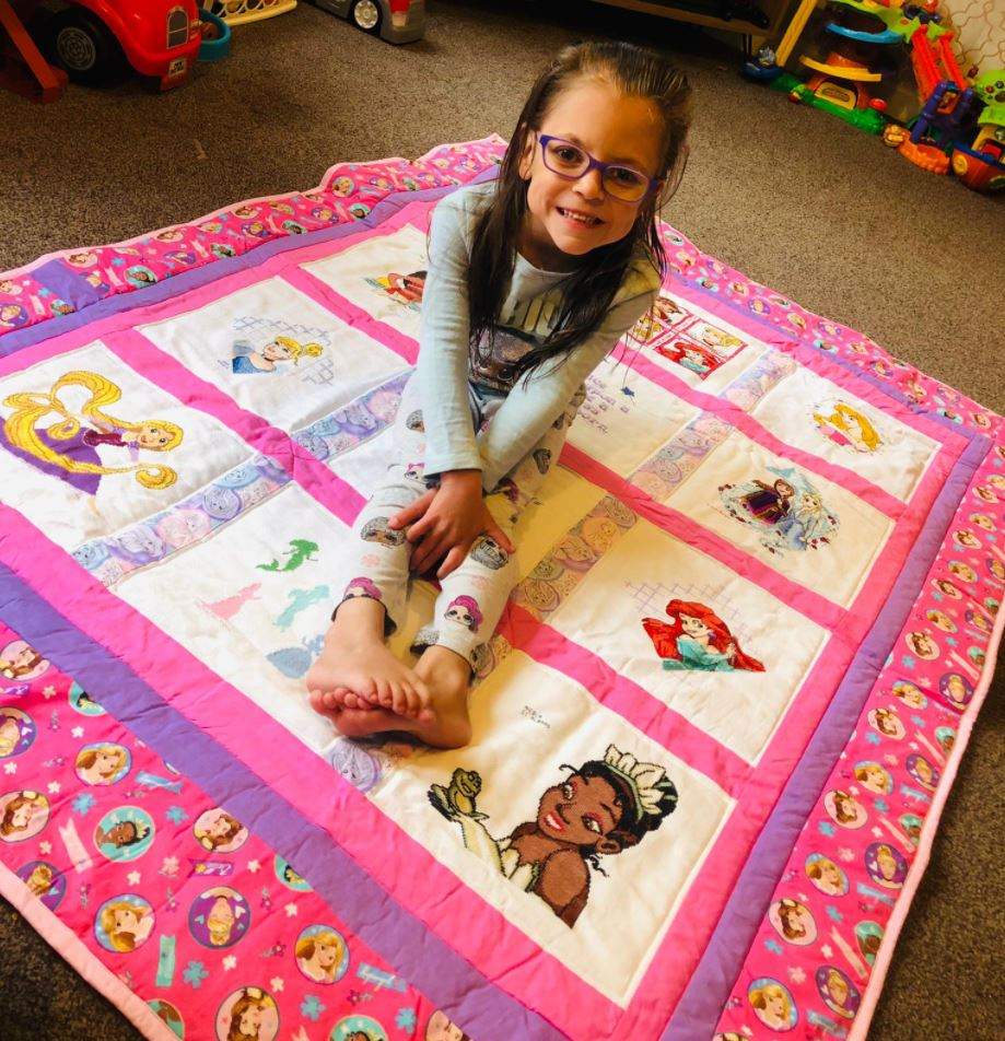 Photo of Olivia S's quilt