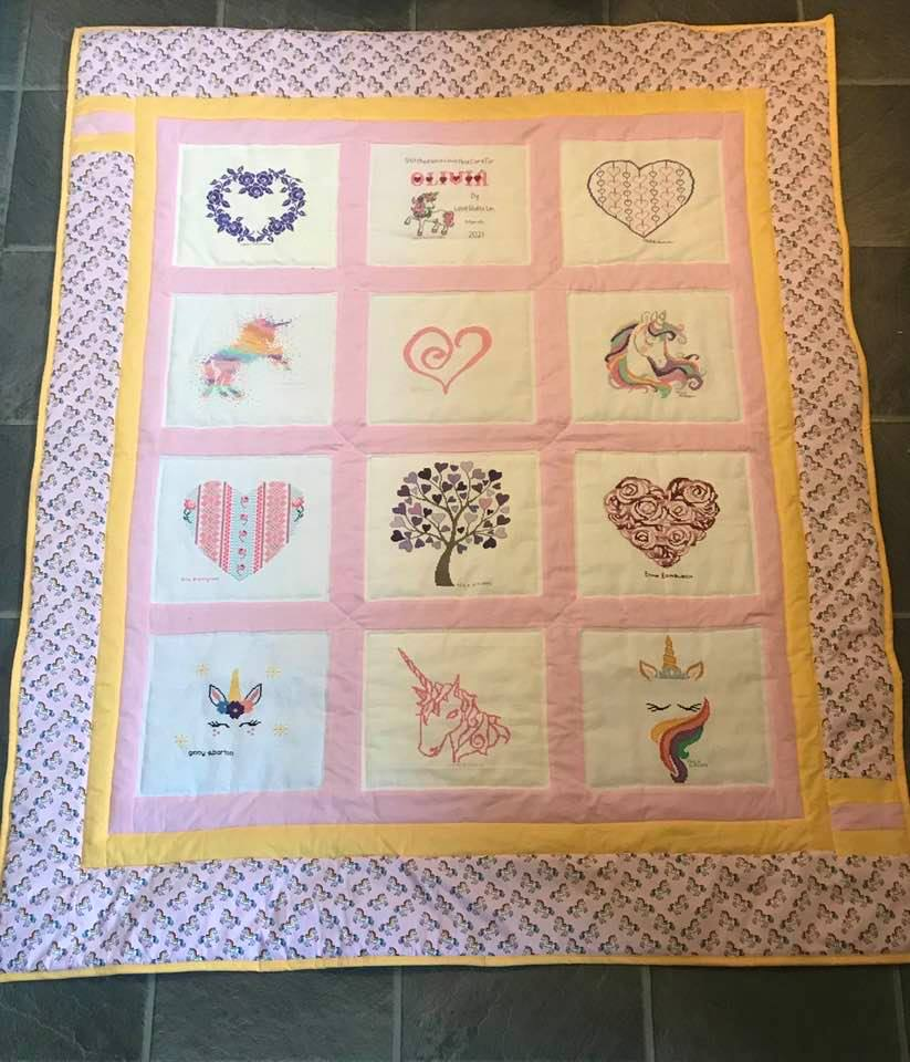 Photo of Olivia G's quilt