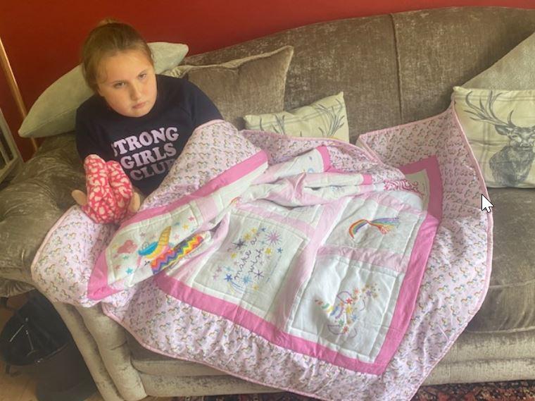 Photo of Heidi B's quilt