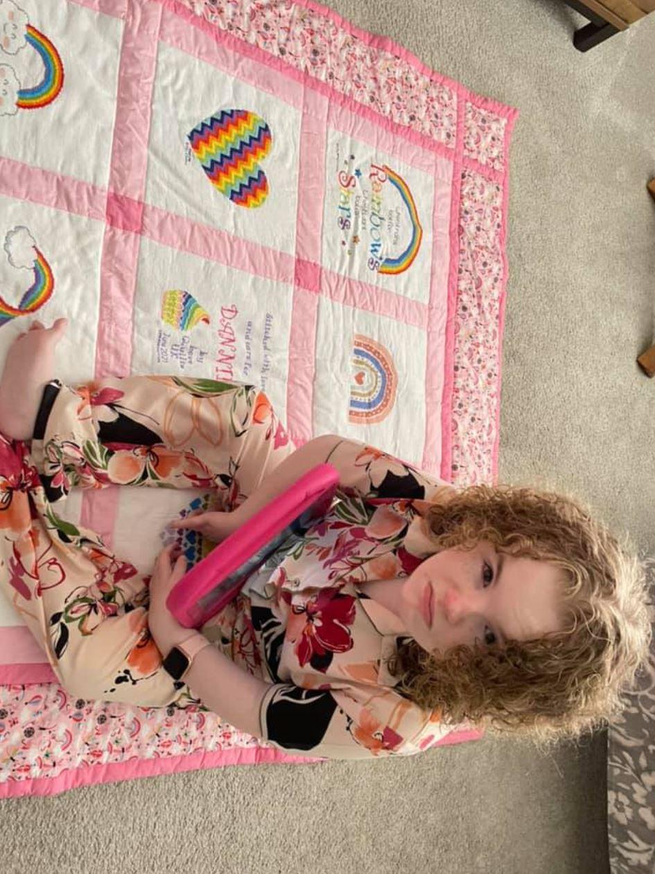 Photo of Dannii H's quilt