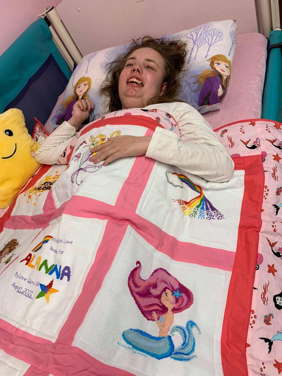 Photo of Alanna B's quilt