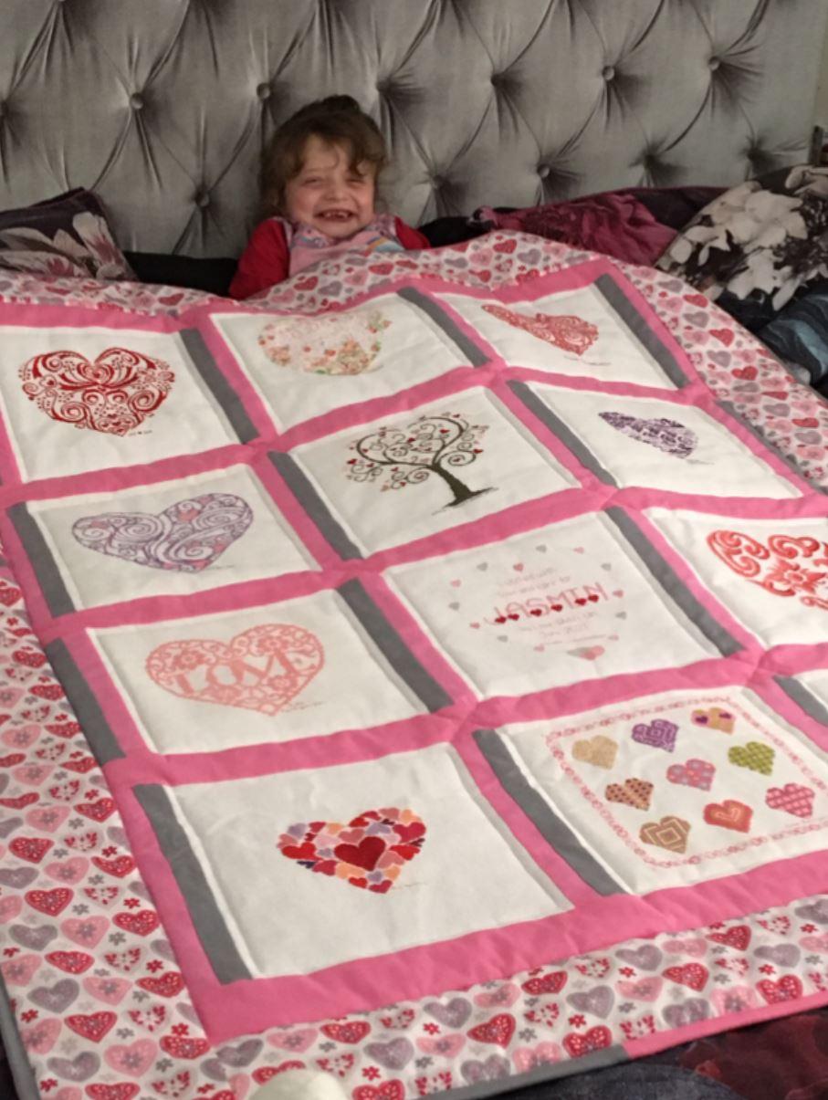 Photo of Jasmin C's quilt