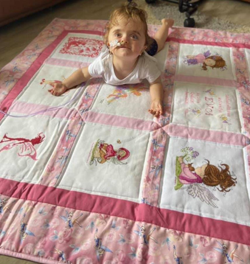 Photo of Eva L's quilt