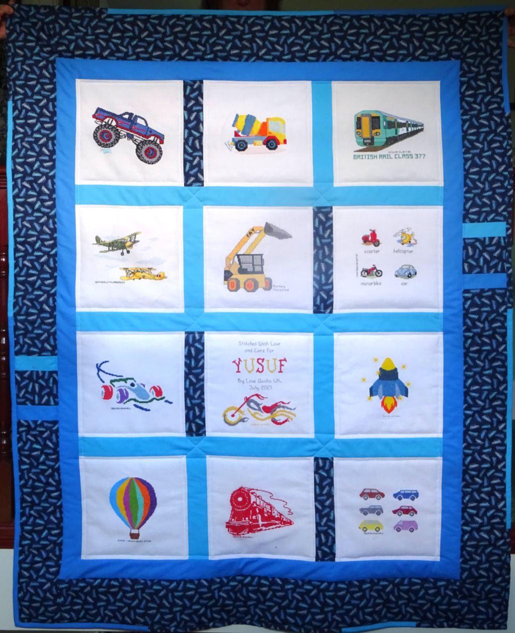 Photo of Yusuf K's quilt