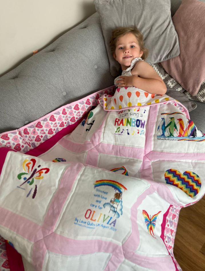 Photo of Olivia F's quilt