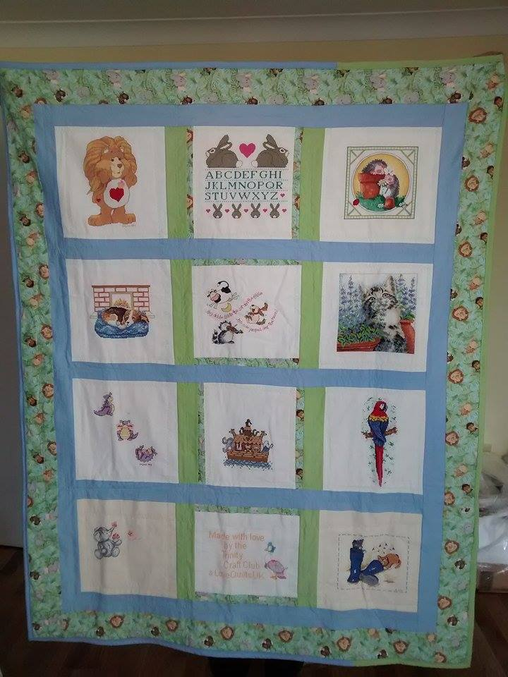 Photo of Animals's quilt