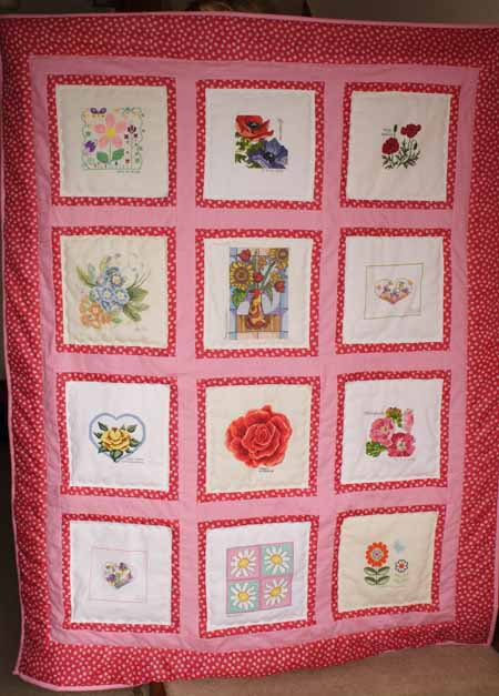Photo of Flower quilt
