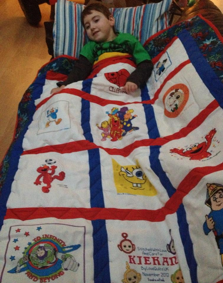 Photo of Kieran M's quilt