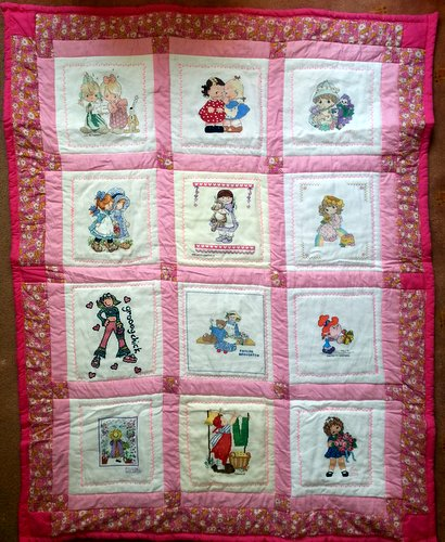 Photo of Leah W's quilt