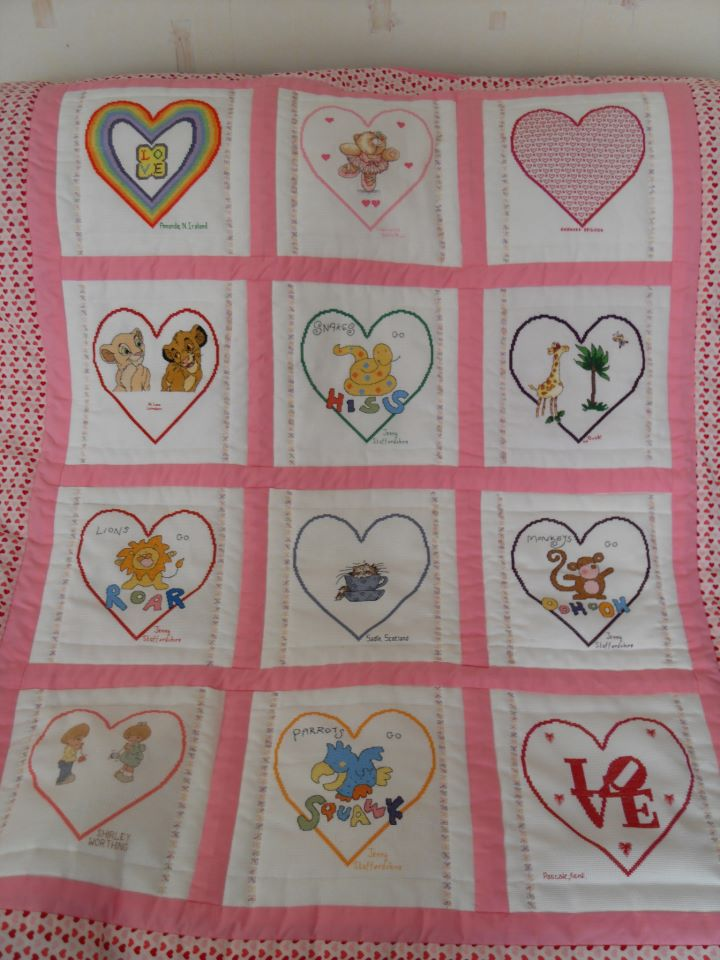 Photo of Louise G's quilt