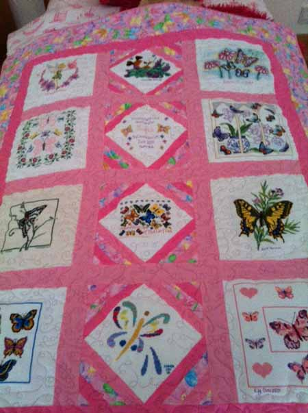 Photo of Sofia R's quilt