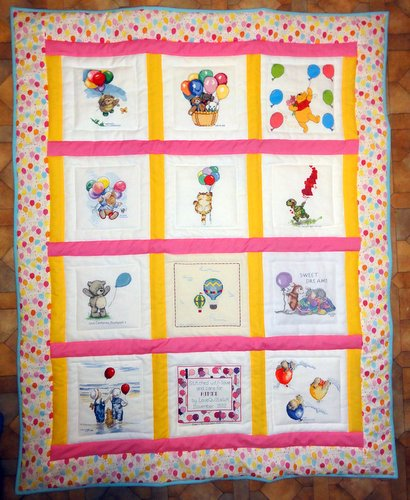 Photo of Aimee B's quilt