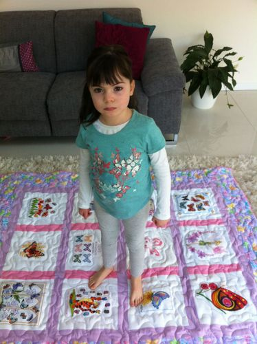 Photo of Neve D's quilt