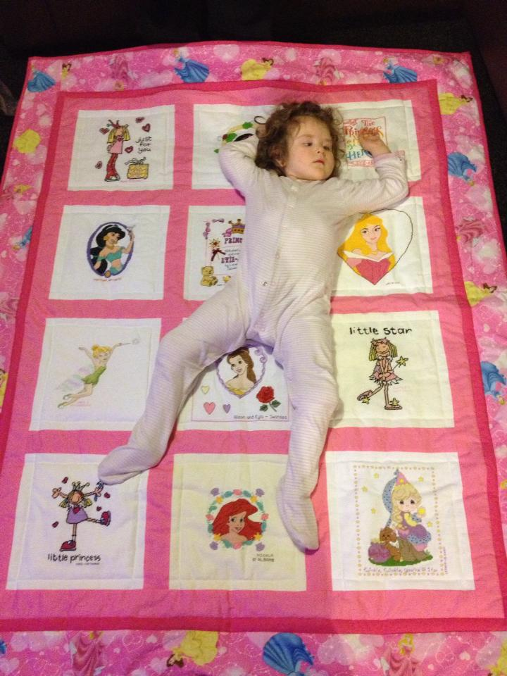 Photo of Evie-Anne's quilt